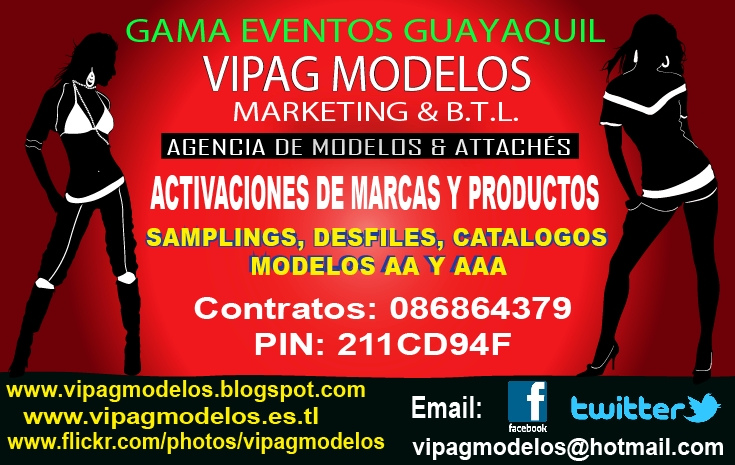 Vipagmodelos hotmail com for Modelos guayaquil