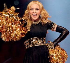 Madonna American Singer, Actress Images 2012