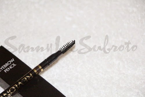 Sanny Lie Subroto Revlon Eyebrow Pencil Review And Tutorial