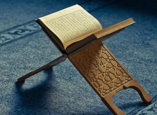 Mushaf Al Quran (foto Kompas)