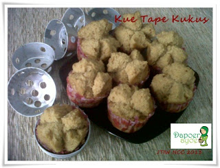NCC Jajan Tradisional Indonesia Week: Kue Tape Kukus