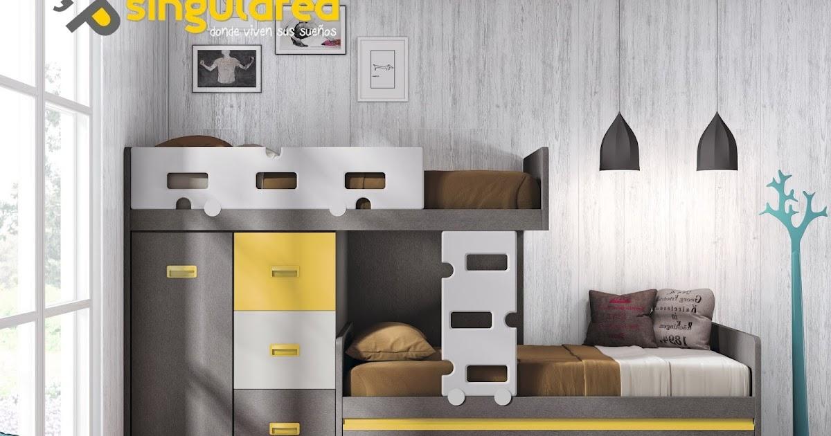 Dormitorio juvenil 605fm1011 dormitorios juveniles puerto sagunto valencia - Dormitorios infantiles valencia ...