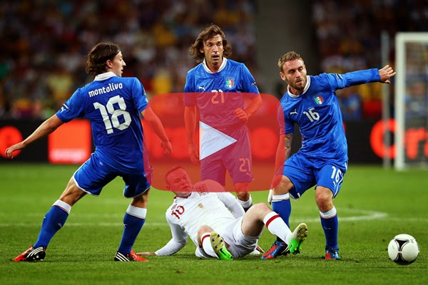 Italia vs Costa Rica En Vivo