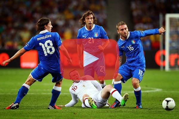Italia vs Uruguay En Vivo