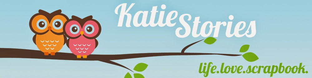 Katie Stories {Scrapbook + Crafting Blog}