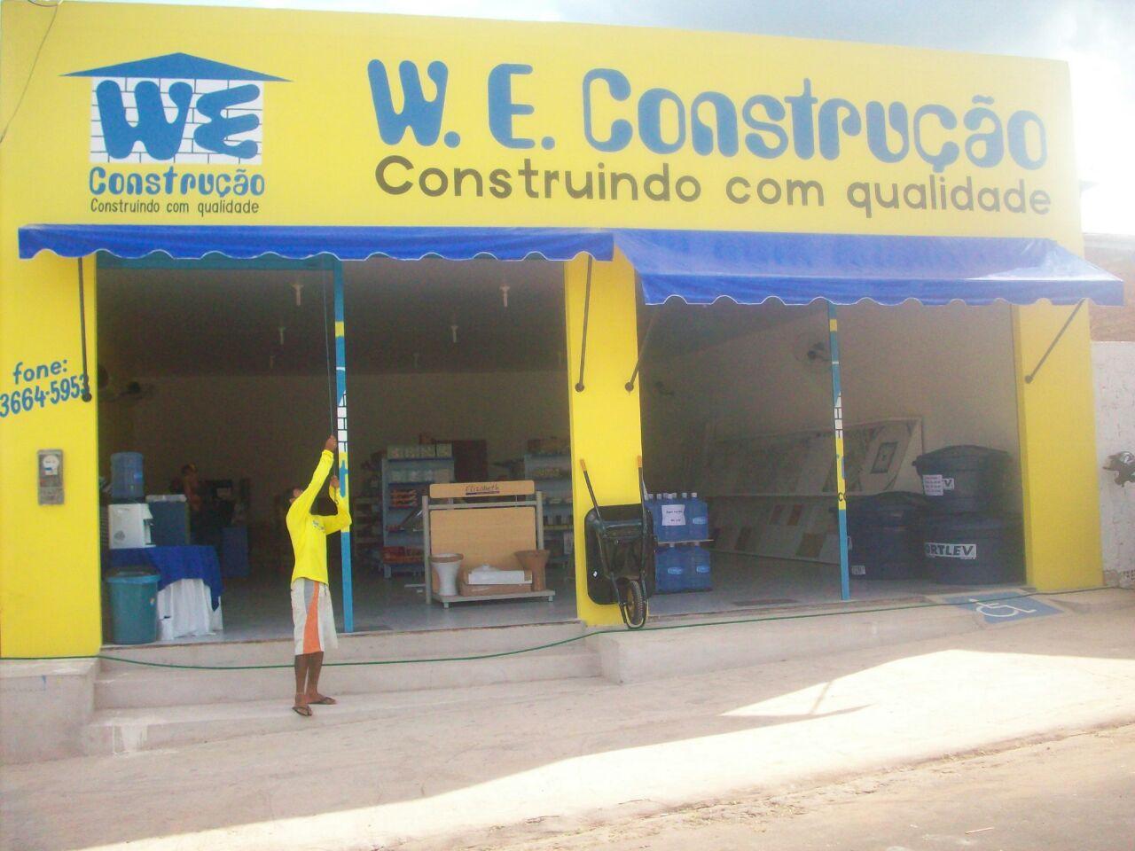 W.E CONSTRUÇÕES