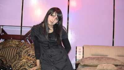Afghan singer Farzana Naz private photo