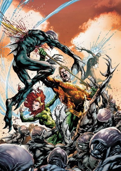 Aquaman (DC Comics) Character Review - 4