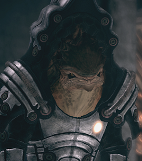 Mass Effect Krogan