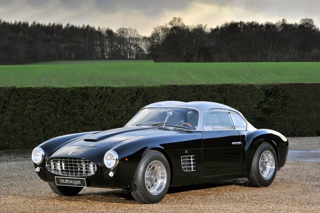 Ferrari 250 GT Berlinetta Zagato | Stuffologist