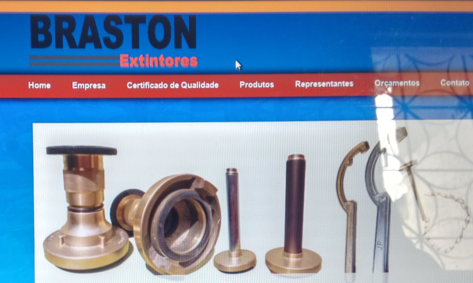 BRASTON EXTINTORES