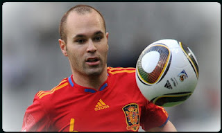 Andres Iniesta: We don't think about departure from the tournament