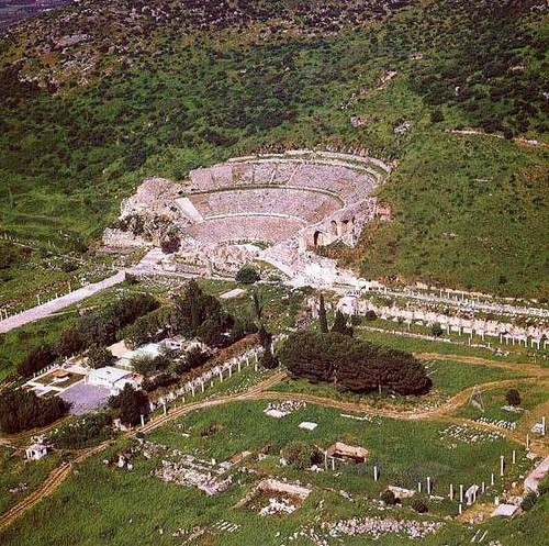 GEZİ NOTLARI: EFES (Ephesos) Antik Kenti