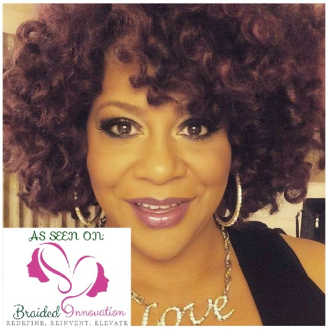 Crochet Braids Vs Wigs : Braided Innovations: Kim Coles- Crochet Weave