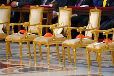 Cardinal chairs