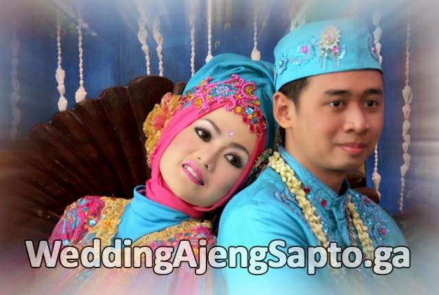 Video Kisah Cinta (API) Ajeng & Sapto sehingga terjadi Pernikahan Minggu 7 Desember 2014