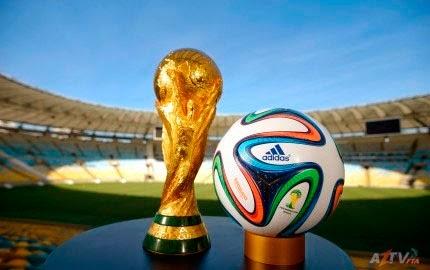 Horarios oficiales Mundial de Brasil 2014