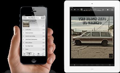 Musicas em todos seus dispositivos com iCloud