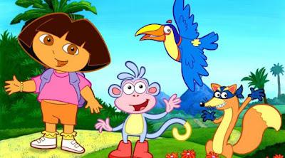 [ShowBiz] 5 Kartun Anak Ini Menyimpan Sisi Lain yang Mengerikan