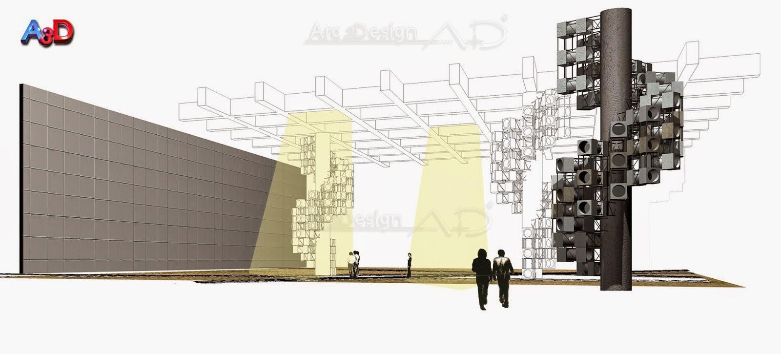 Infografia 3D Salamanca Proyectos A3D Arq3Design