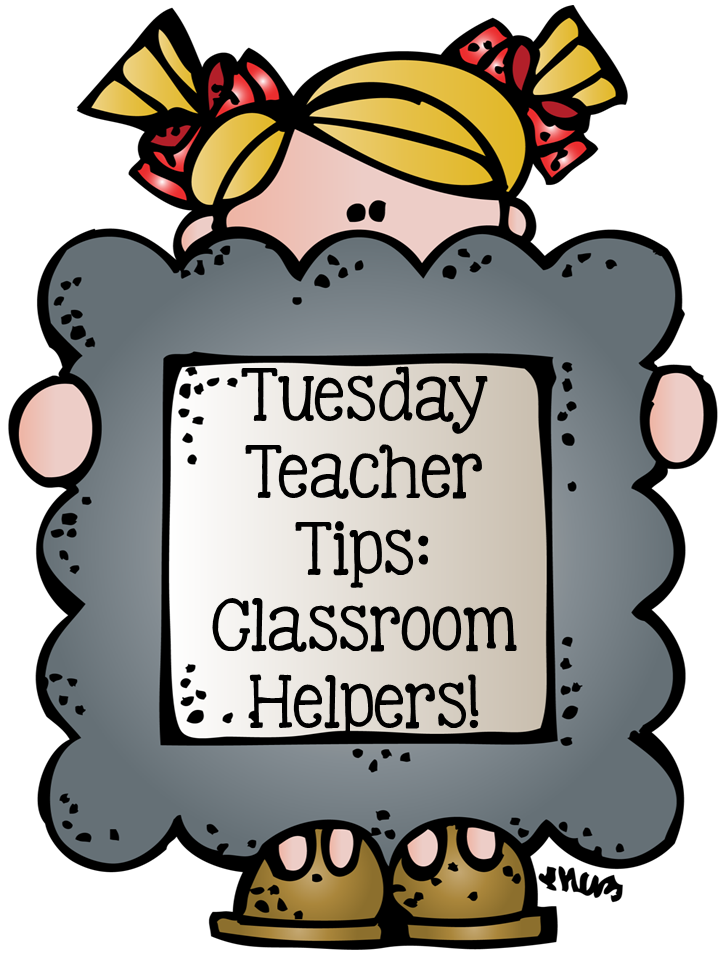 Fern Smith's Classroom Ideas Tuesday Teacher Tips: Classroom Helpers