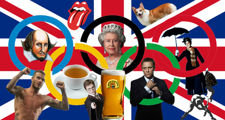 Olympics Opening Ceremonies Drinking Game