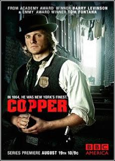 Copper 1ª Temporada