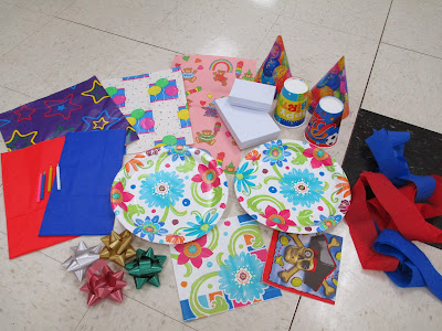 party in a box, party theme, party preschool theme, vale nc daycare, vale nc childcare, The Pa-Paw Patch