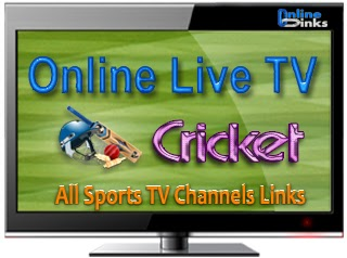 Online Watch Cricket TV Links