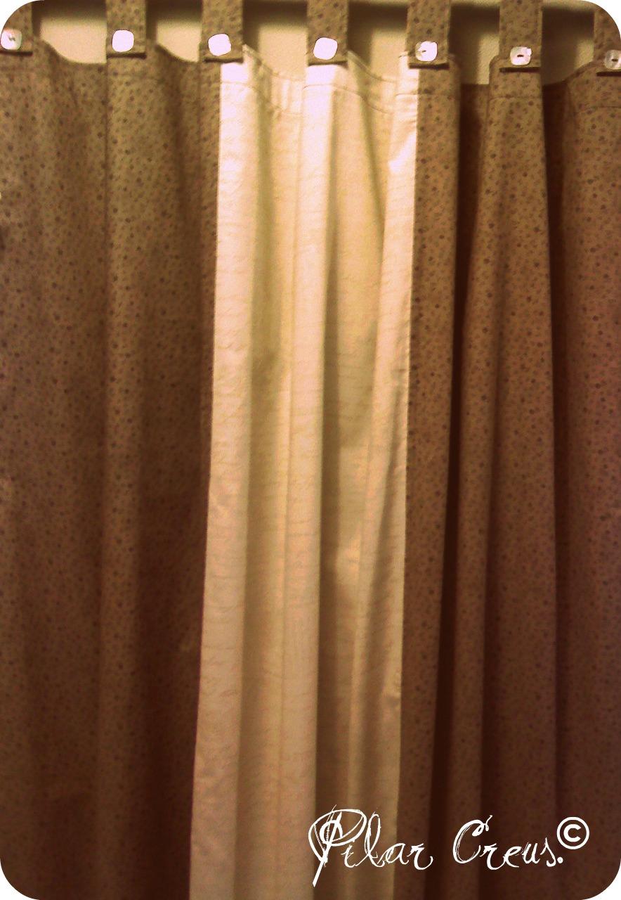 Absolut patchwork cortina de patchwork estilo vintage - Cortinas estilo vintage ...