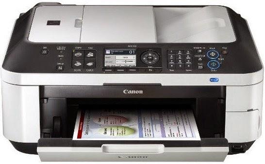Canon Mx320 Printer Driver