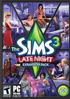 The Sims 3 Late Night - Download Game PC Iso New Free