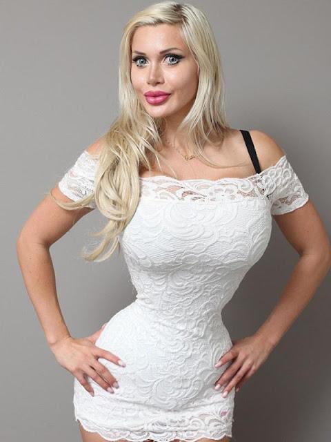 Demi Tampil Lebih Sexy, Perempuan ini Rela Copot 6 Tulang Rusuknya?