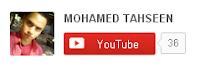 كيف تضع زرار الاشتراك من قناتك فى اليوتيوب الى موقعك