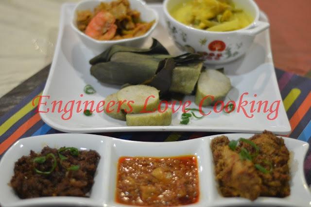 menu hari raya 'eidul fitri 2013 / 'eid al-fitr 2013 menu