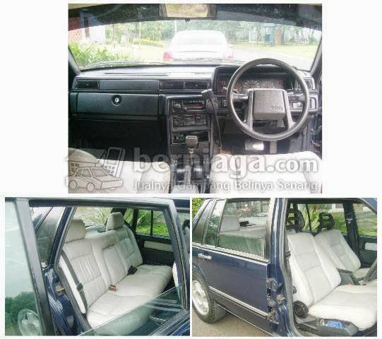 VOLVO 740 Ti TURBO (type Paling Bandel)TERAWAT 19 - Volvo ...