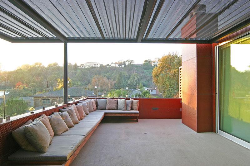 Casas minimalistas y modernas marzo 2013 - Fotos de cerramientos de terrazas ...