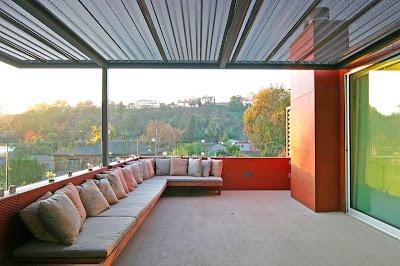 Terrazas modernas ii minimalistas 2015 for Terrazas modernas fotos