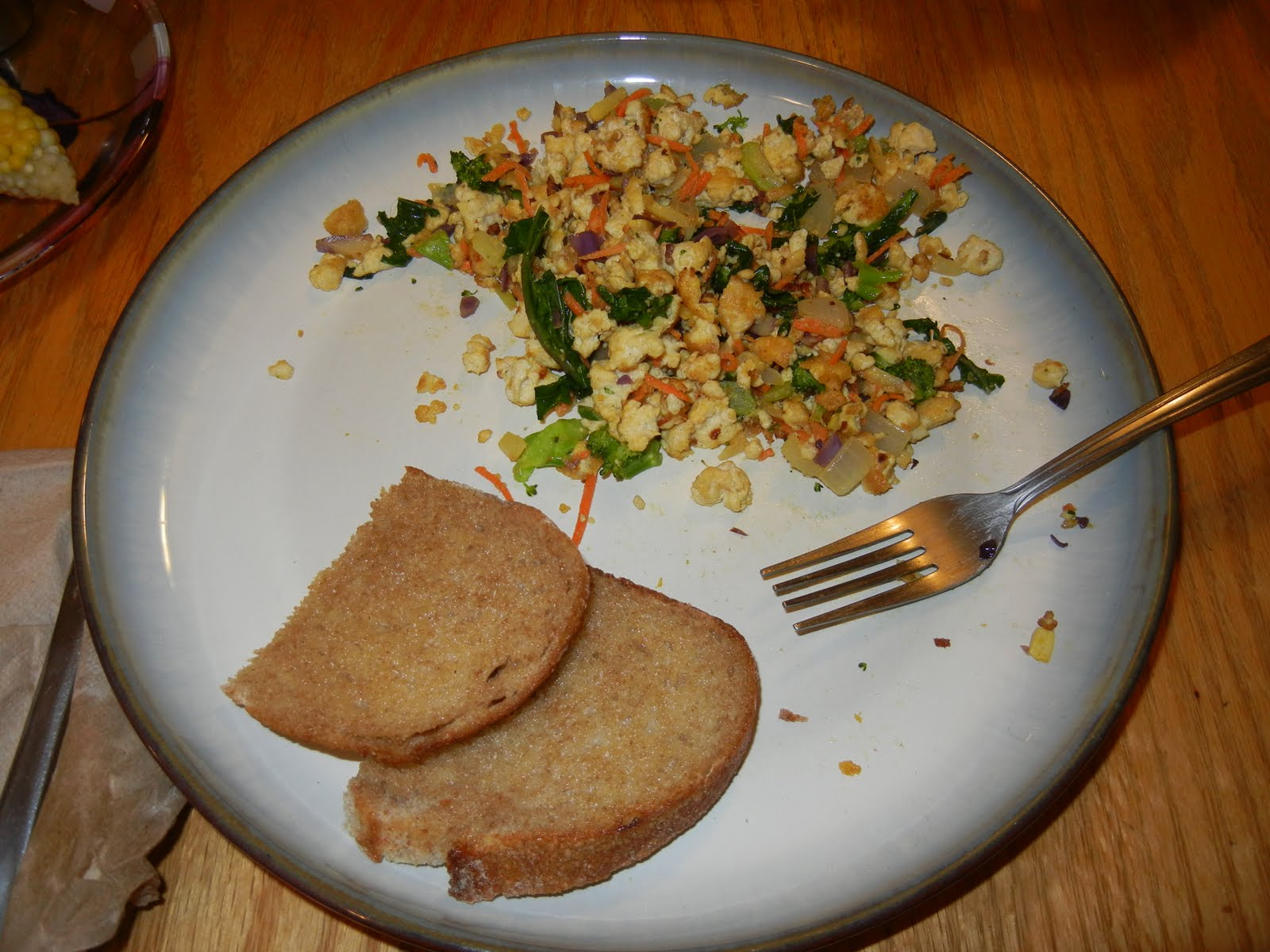 Mimi S Cafe Vegan Breakfast