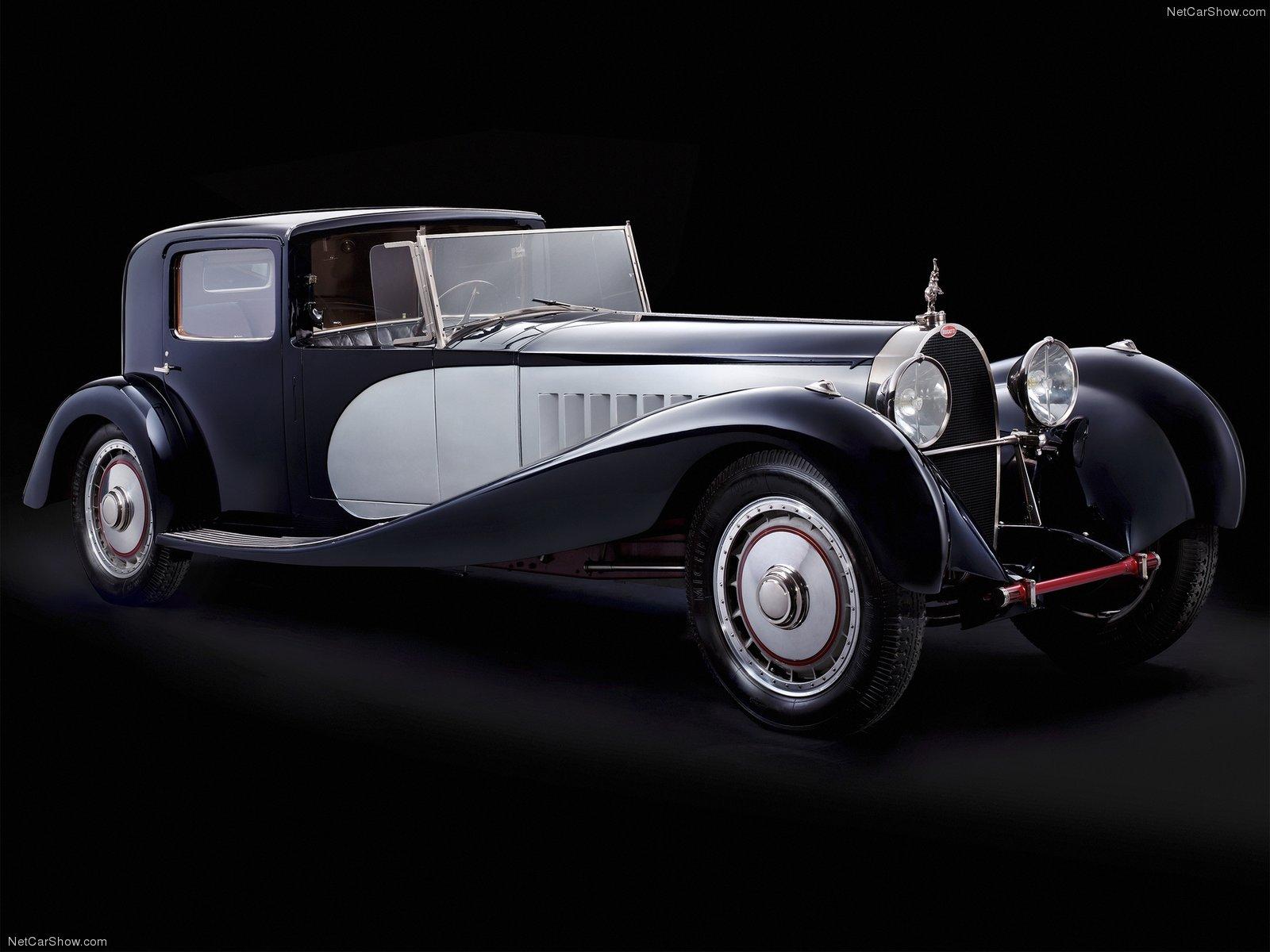 Hình ảnh siêu xe Bugatti Type 41 Royale 1932 & nội ngoại thất