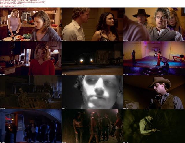 Cowboys and Vampires [DVDRip] Subtitulos Español Latino Descargar 1 Link