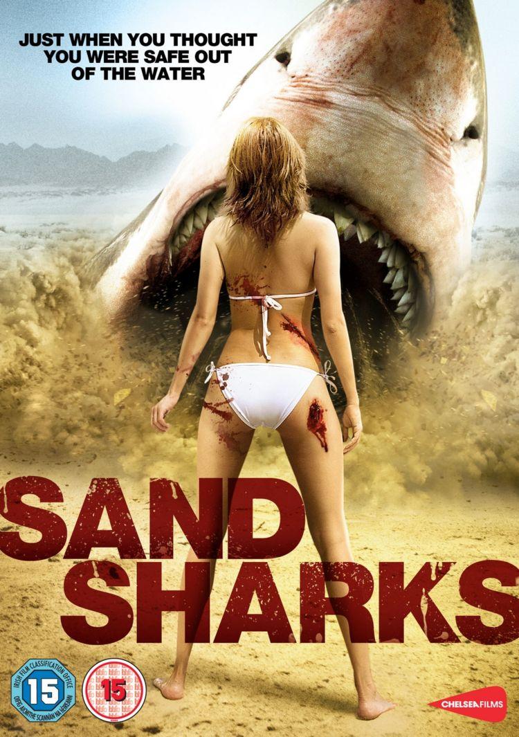 Tubarões na Areia