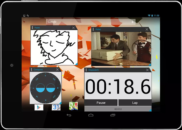 Download Multitasking Pro v1.11 Paid Apk For Android