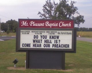 Religion In A Nutshell Bad-church-signs-hell1