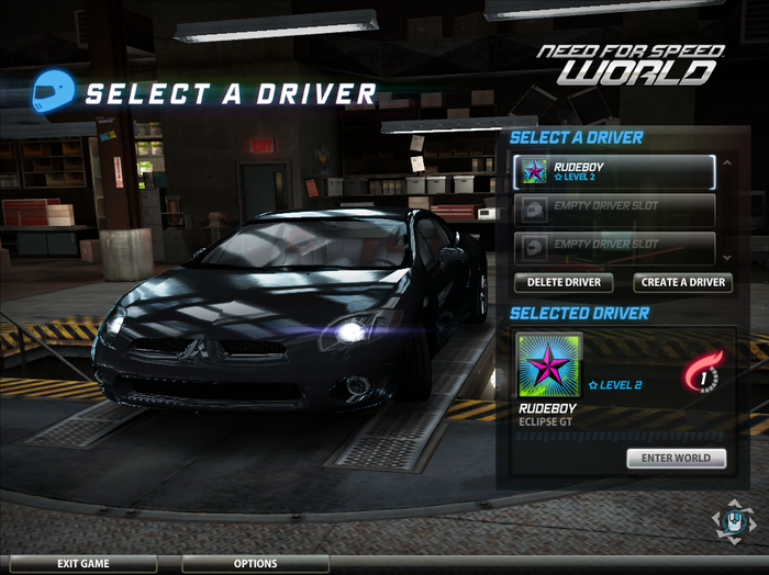 download need for speed world for pc