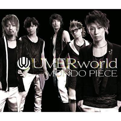 "UVERworld ""MONDO PIECE"" Single Covera"