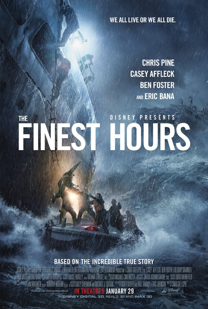 Nonton The Finest Hours (2016)
