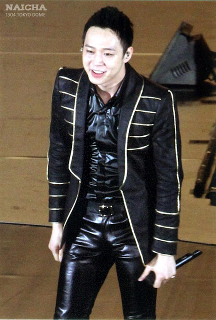 Yoochun Tokyo Dome Konser 05