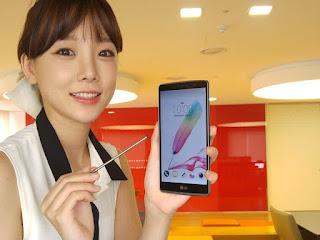 Harga dan Spesifikasi LG G4 Stylus