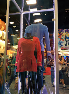 Star Trek TOS Uniforms